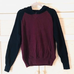 J-Crew Sweater Hoodie - Raglan